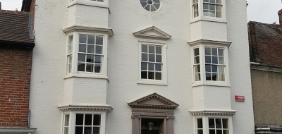 The Georgian Townhouse